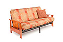 Dakota Futon Frame in Cherry